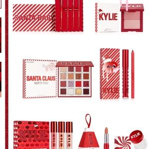🎁🎄COMING SOON🎄🎁 Kylie Cosmetics Holiday Faves